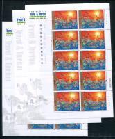 2010-15旅游新30套(三版、有撕口)