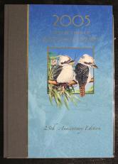 澳大利亚2005年型张新五枚、邮票新58枚(成套、带册)