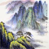 黄丕漠 黄山云海