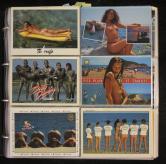 西班牙风光明信片约520件(部分实寄、带册)