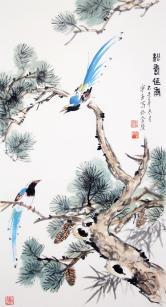 苏宁亚 松壽延年