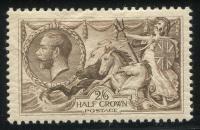 英国海马邮票新一枚