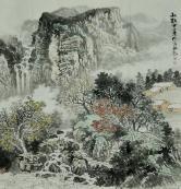 李林宏 秋歌圖