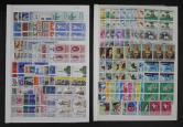 意大利和圣马力诺邮票新约729枚(连票)