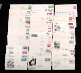 美国首日实寄封409件