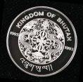 赵涌在线_钱币类_1993年不丹31.47克银币一枚(含银量:92.5%)