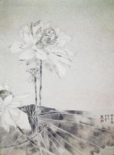 李青 荷塘月色