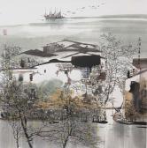 徐华峰 太湖之春