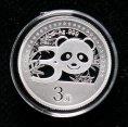 赵涌在线_钱币类_2012年中国熊猫金币发行30周年1/4盎司精制银币一枚(原盒、带证书)