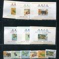 赵涌在线_邮票类_朝鲜动物、昆虫型张新六枚、邮票新六枚