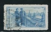 纪20(4-1)伟大的苏联十月革命错版销湖南戳一枚