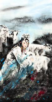 孤鸿 牧羊女