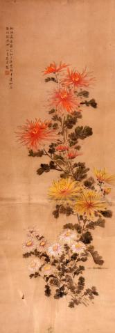 陸小曼 花卉