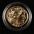 赵涌在线_钱币类_古希腊艺术瑰宝镀金铜章一枚(直径:50mm)