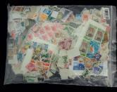 奥地利、瑞士、美国、荷兰、尼日利亚等多国散票一袋(约520克、新旧混)
