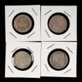 赵涌在线_钱币类_1937年德国8克银币二枚(含银量:62.5%)、1938年、1939年德国8克银币各一枚(含银量:62.5%),共四枚