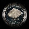 赵涌在线_钱币类_1987年美国26.73克银币一枚(含银量:90%)