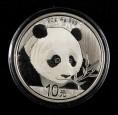 赵涌在线_钱币类_2018年熊猫30克普制银币一枚
