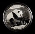 赵涌在线_钱币类_2016年熊猫30克普制银币一枚