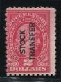 赵涌在线_邮票类_美国古典1914年公文税务票2元加盖新一枚