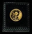 赵涌在线_钱币类_1991年熊猫1/20盎司普制金币一枚