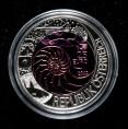 赵涌在线_钱币类_2012年奥地利15.5克银铌币一枚(含银量:90%、原盒、带证书)