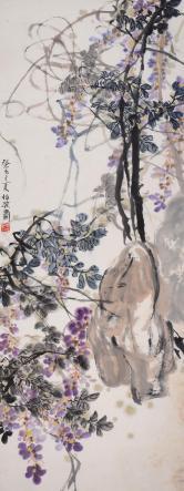 郭怡孮 紫藤