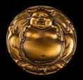 赵涌在线_钱币类_皆大欢喜大铜章一枚(发行量:208枚、直径:80mm、原盒、带证书)