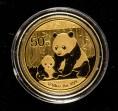 赵涌在线_钱币类_2012年熊猫1/10盎司普制金币一枚