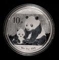 赵涌在线_钱币类_2012年熊猫1盎司普制银币一枚