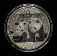 赵涌在线_钱币类_2010年熊猫1盎司普制银币一枚