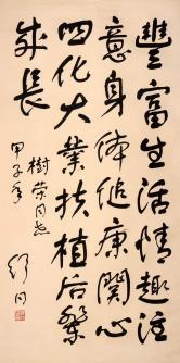 舒同 书法(附画集)