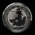 赵涌在线_钱币类_2016年英国不列颠女神1盎司银币一枚(含银量:99.9%)
