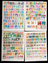 各国邮票新约1326枚
