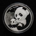 赵涌在线_钱币类_2019年熊猫30克普制银币一枚