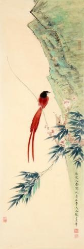 李志全(北京工笔重彩画会)花鸟