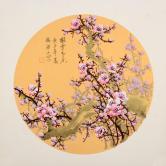 王敬(世界艺术家协会副主席)傲雪寒香