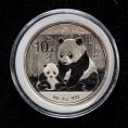 赵涌在线_钱币类_2012年熊猫1盎司普制银币一枚(带说明书)
