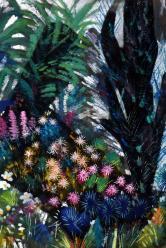 林风眠 花卉