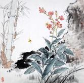 廖韩龙(北京美协)山花