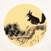 李俊凯(河北美协)松鼠