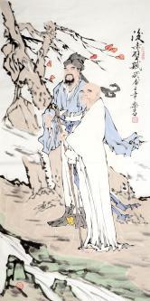 谢乐昌(中日美术家协会)后赤壁赋