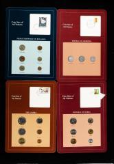 世界各国硬币205枚(带包装)