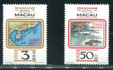 1982年澳门地理位置新全