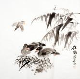 张华(安徽美协)秋韵