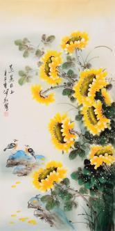 何红(国宾礼艺术家)蒸蒸日上