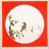 于力君(中国艺术研究会)迎春