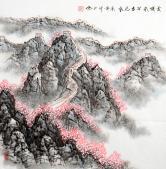 张春奇(北京美协)长城