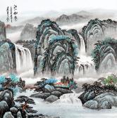 马建军(陕西美协)江山如画