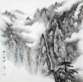 李旻鸿(河北美协)黄山烟云